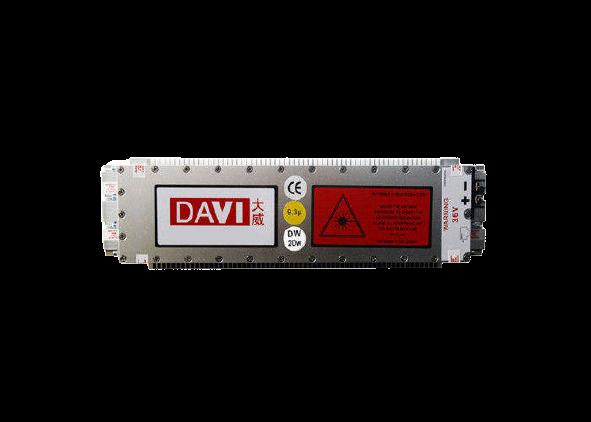 Лазерный модуль DAVI